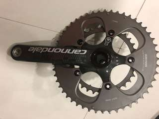 SRAM Cannondale RED carbon crank