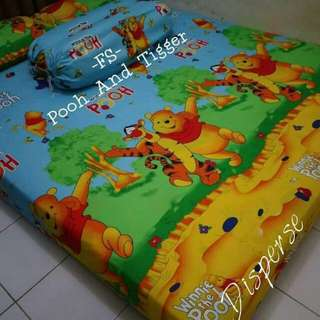 Sprei homemade imut
