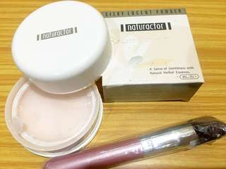 NATURACTOR Silky Lucent Loose Powder