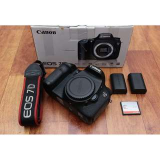 Canon 7D Fullbox Set
