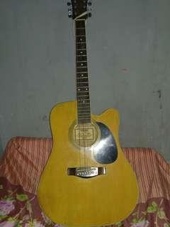 Gitar akustik yamaha G 425