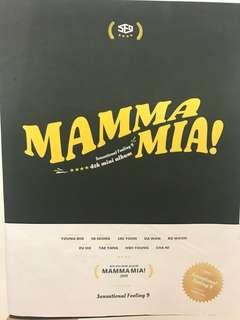 SF9 4th Mini Album MAMMA MIA