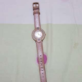 Pink grandeur watch