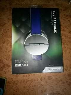 RUSH!!! Sol republic HD V10 plus Headband RUSH!