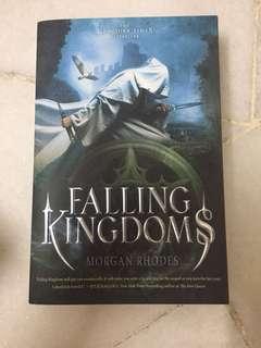 Falling kingdoms  Morgan Rhodes