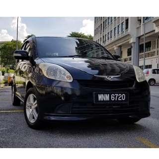 Perodua Myvi 1.0 SR - Black