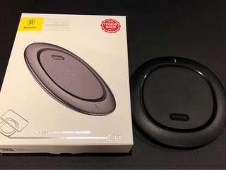 🚚 Baseus 貝思 無線充電器 支援iPhone X