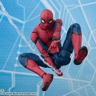 SHF Spider Man Marvel SHFiguarts