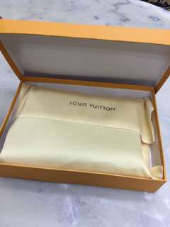 Clutch bag LV