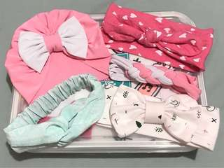 Preloved baby headbands