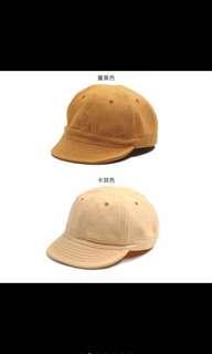 翻簷 棒球帽 韓國代購