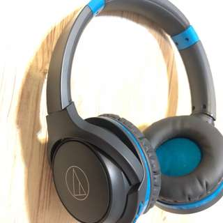 Audio Technica Wireless Bluetooth headphone 🎧 ATH-S200BT