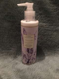 Marks and Spencer Floral Collection Lavender body lotion