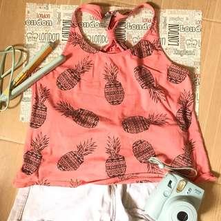 Pineapple Peach Top