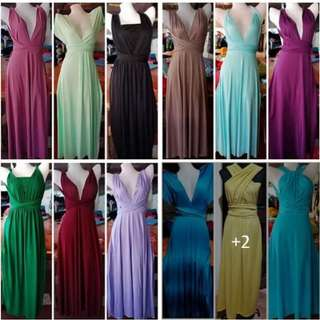 Affordable Infinity Dress