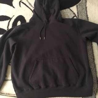Selling Frank + Oat Womens Navy Blue hoodie