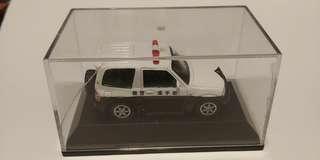 Japan Police Car Mitsubishi Pajero