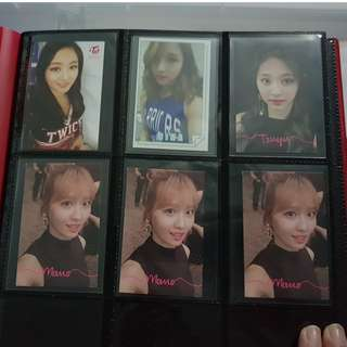 TWICE Thailand Edition Photocards