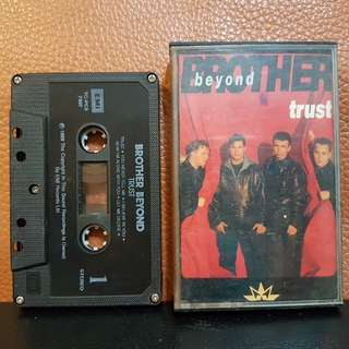 Cassette》Brother Beyond - Trust