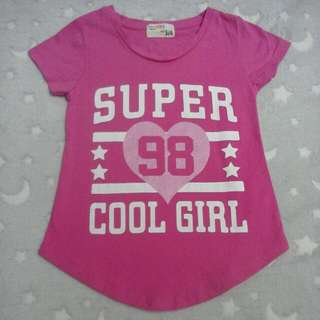 jkids girl collection top shirt 3 years