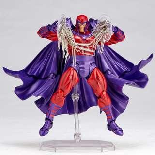 Revoltech Magneto Marvel