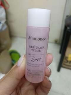 Mamonde 玫瑰精華水 25ml