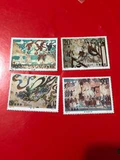 中國郵票1994-8