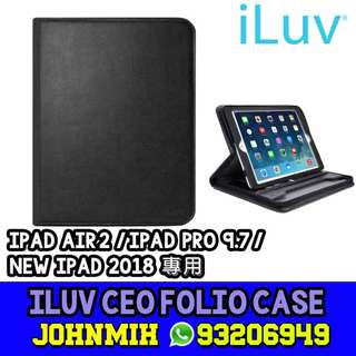 iLuv CEO Folio Case for Apple iPad Protect Case