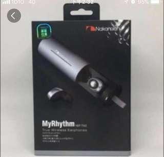 Nakamichi Rhythm 無線籃芽耳機