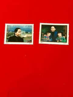 中國郵票1993-2