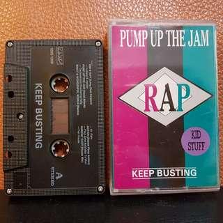 Cassette》Keep Busting
