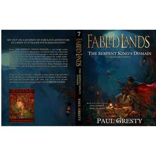 Fabled Lands: The Serpent King's Domain