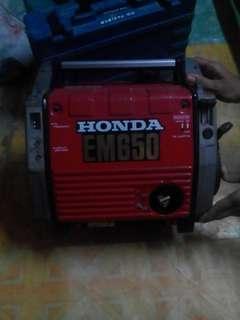 Generator Honda em650
