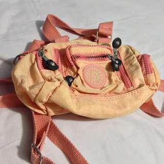 Authentic Kipling mini body bag