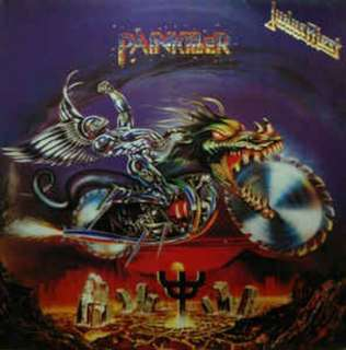Vg+nm judas priest painkiller korean press metal