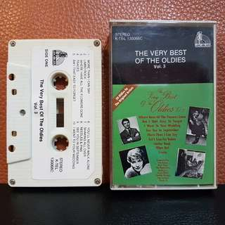 Cassette》The Very Best Of The Oldies