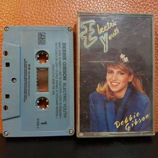 Cassette》Debbie Gibson - Electric Youth
