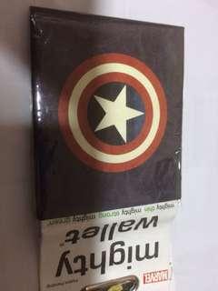 Captain America Marvel Mighty wallet