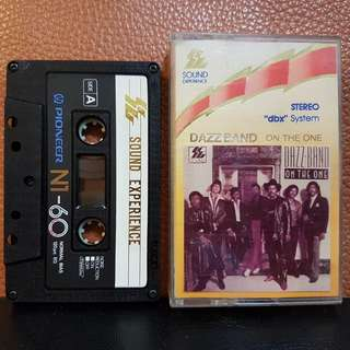 Cassette》Dazz Band - On The One