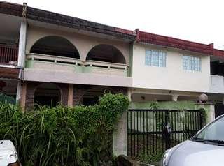 Double Storey House Taman Sentosa