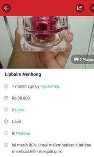 Lipbalm nenhong
