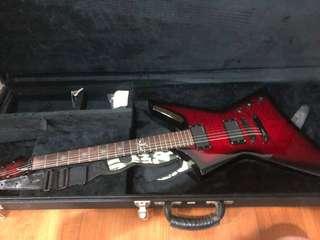 Electric Guitar & Speaker