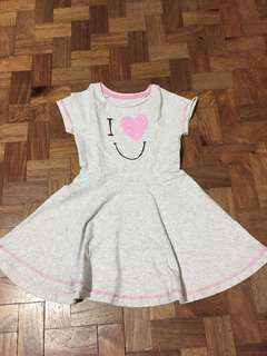 Mothercare Gray Dress