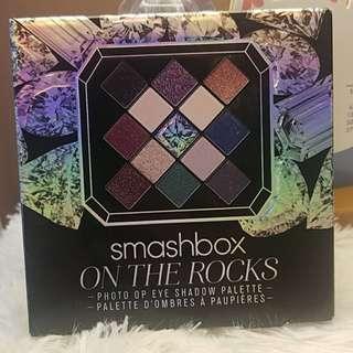 smashbox on the rocks photoopeyeshadowpaletteBNIB