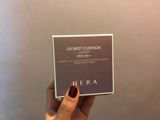 HERA UV MIST CUSHION COVER C21 (REFILL ONLY!!)