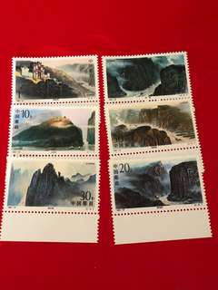 中國郵票1994-18