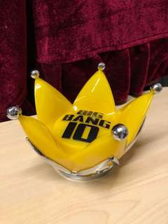BIGBANG 十週年皇冠燈頭