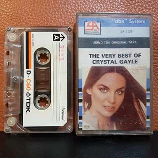 Cassette》The Very Best Of Crystal Gayle