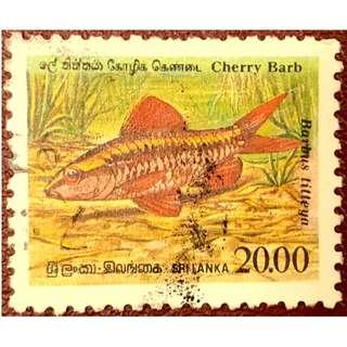 斯里蘭卡經典郵票