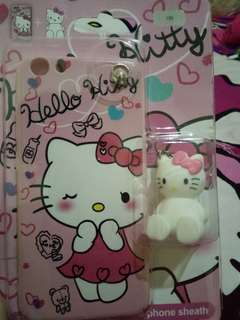 Hard Case Karakter Hello Kitty (Vivo Y69)